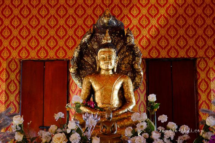 Luang Po Nak (หลวงพ่อนาค)