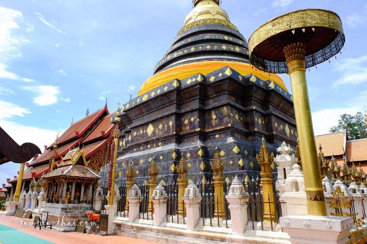 célèbre stupa
