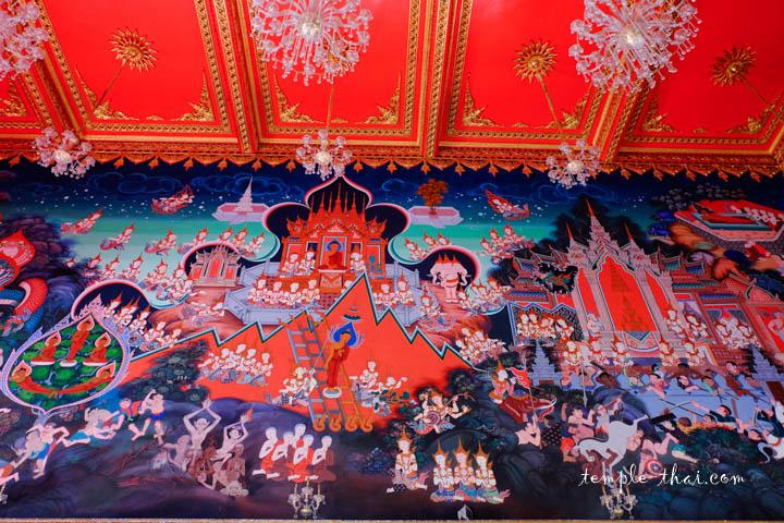 Quelques extraits de la vie du Bouddha