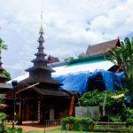 Wat Chom Sawan  Phrae  วัดจอมสวรรค์ แพร่