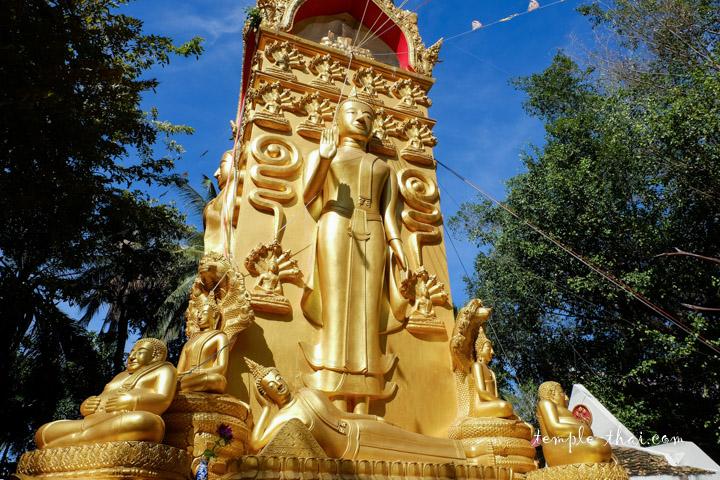 Stupa doré original