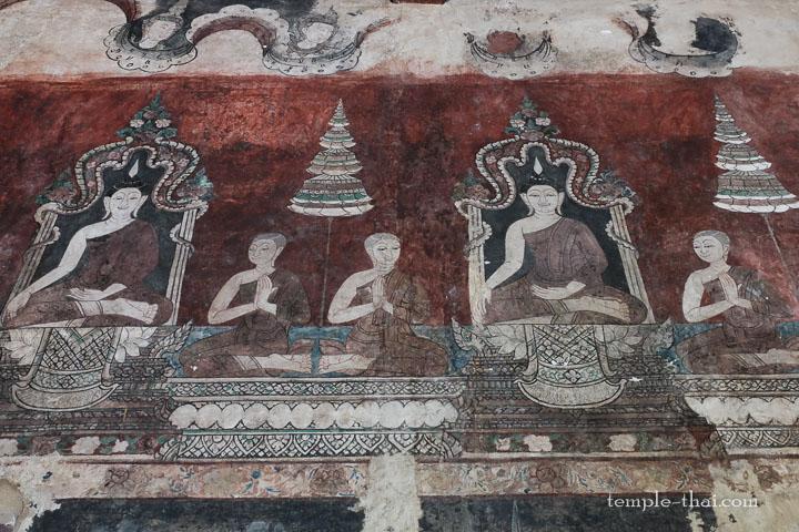 Portraits du Bouddha