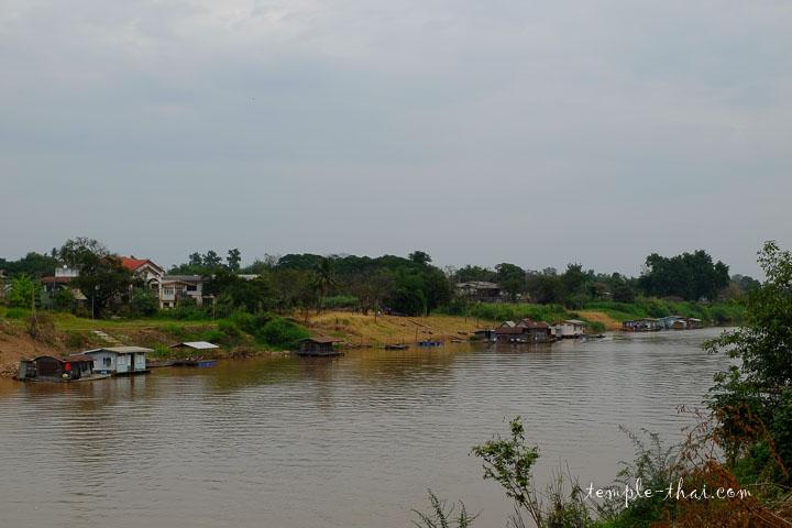 Partie finale de la rivière Nan