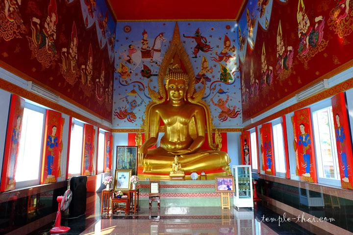 Une réplique de la célèbre statue de Phitsanulok