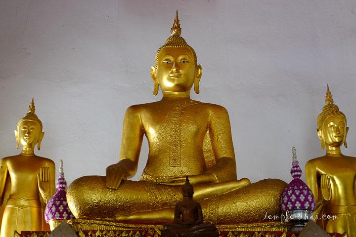 bouddha principal du Viharn