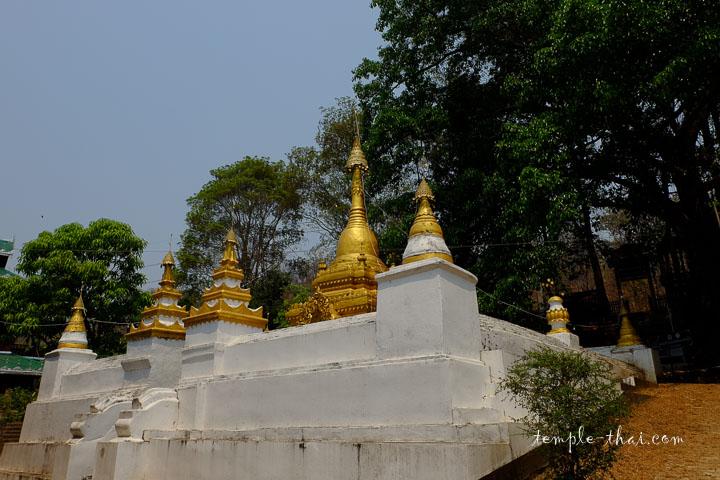 Stupa de style birman