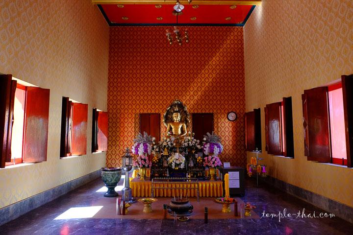 La salle du bouddha sacré