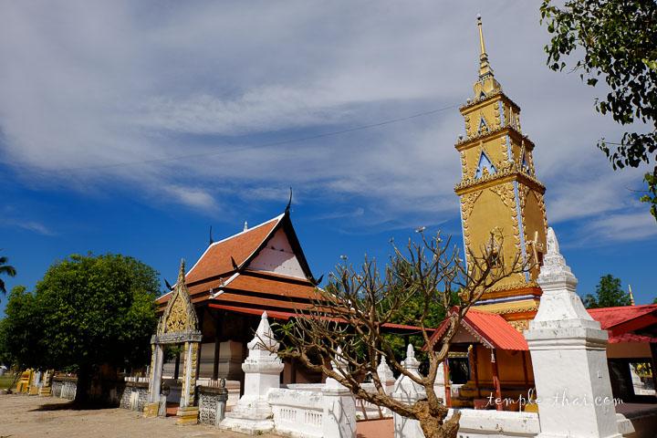 Wat Photaram Dong Bang