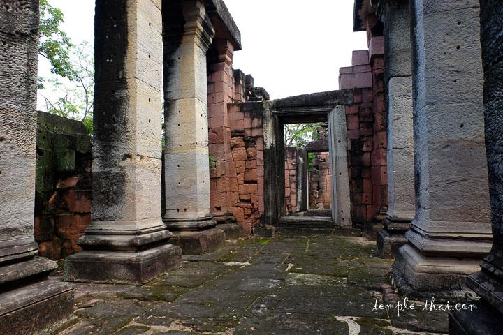 colonnes en grès
