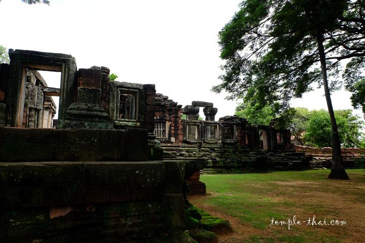 gopura d'un temple khmer