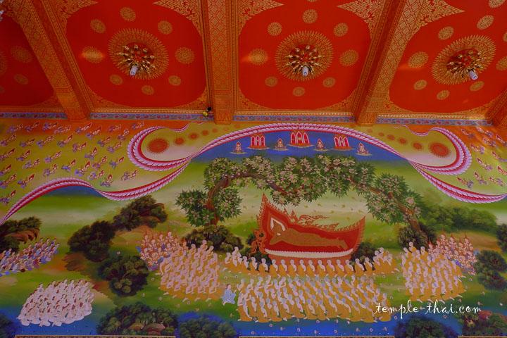 La mort du bouddha