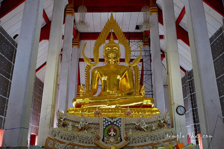 bouddha principal du Viharn royal