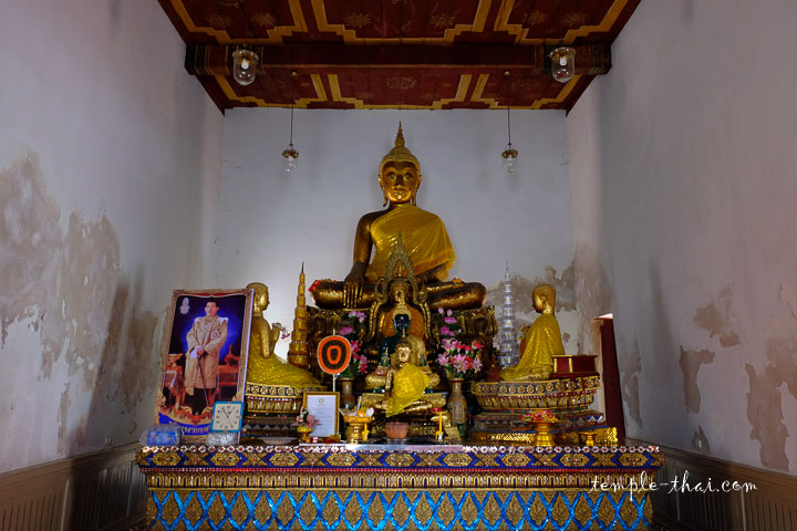 bouddha couleur cuivré