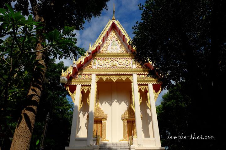 Wat Chom Sutthawat (วัดจอมสุทธาวาส)