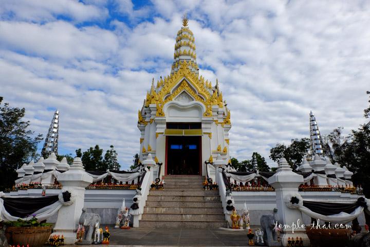 Le sanctuaire principal