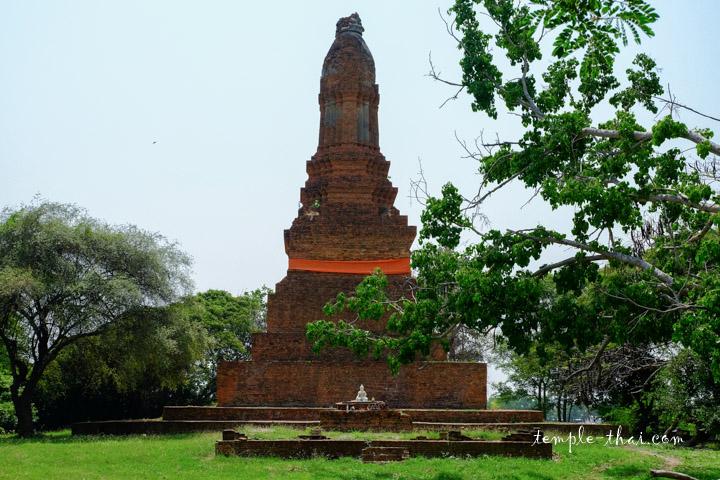 Le stupa monumental