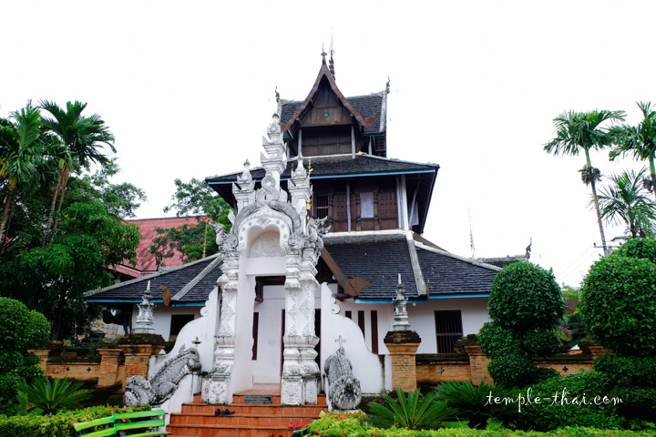 Musée du Wat Chedi Luang