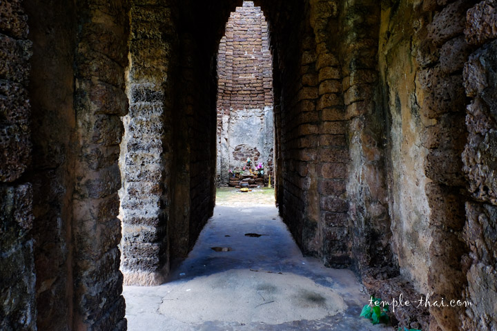Le corridor du Prang