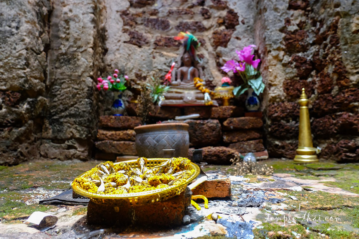 Sanctuaire bouddhiste