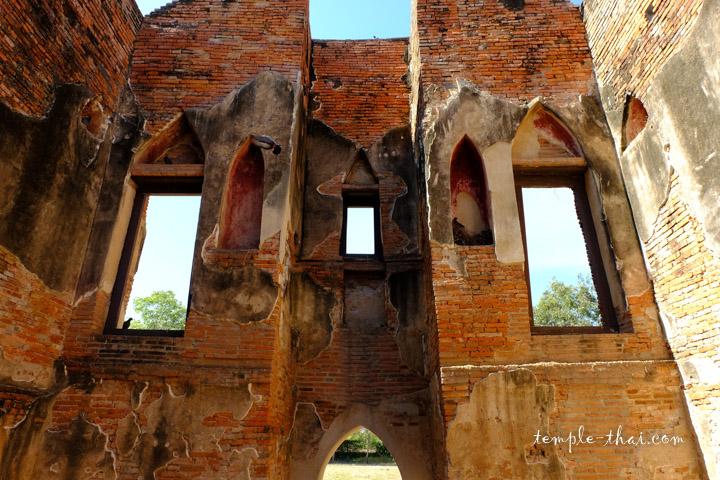 Palace en ruine