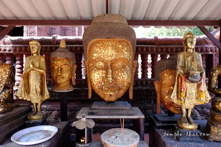 visages du Bouddha