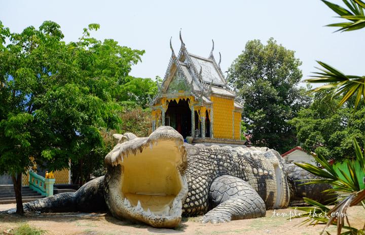 Chalawan, le crocodile-roi