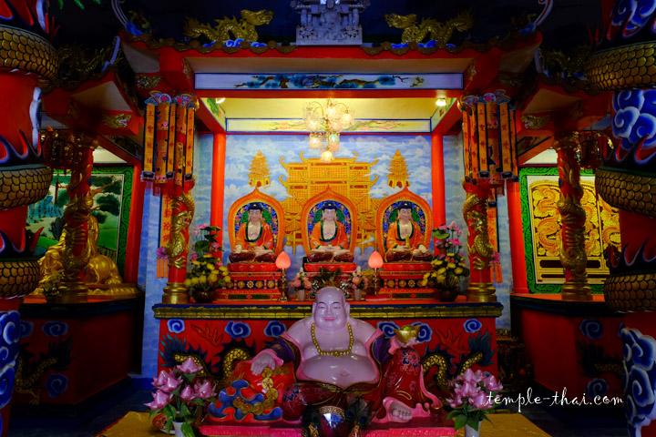 sanctuaire de bouddhisme chinois