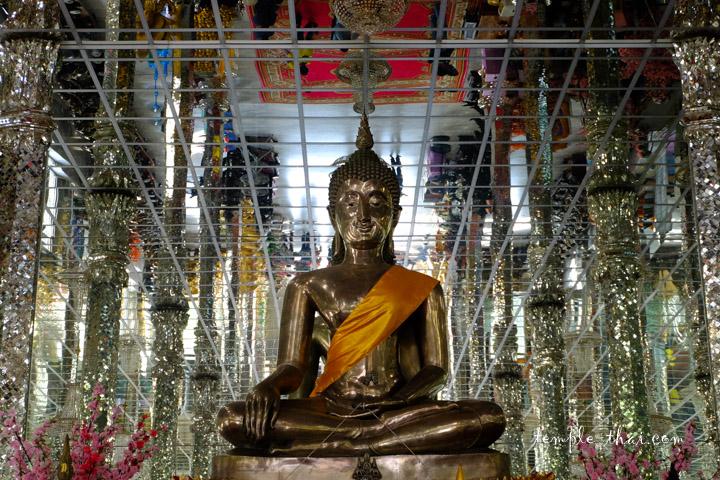 Luang Po Ngen (หลวงพ่อเงิน), le bouddha en argent