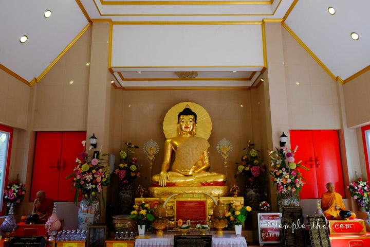 le Montop et son bouddha