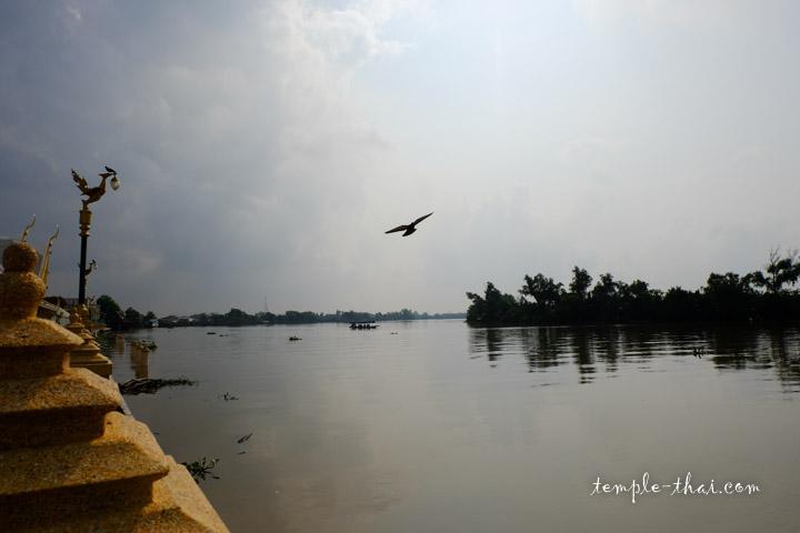fleuve Bang Pakong