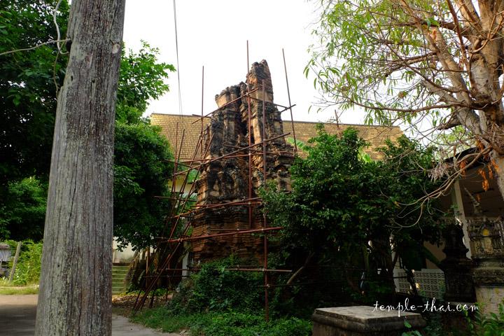 Stupa en décomposition