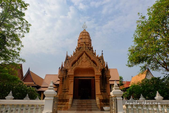 Montop du bouddha sacré