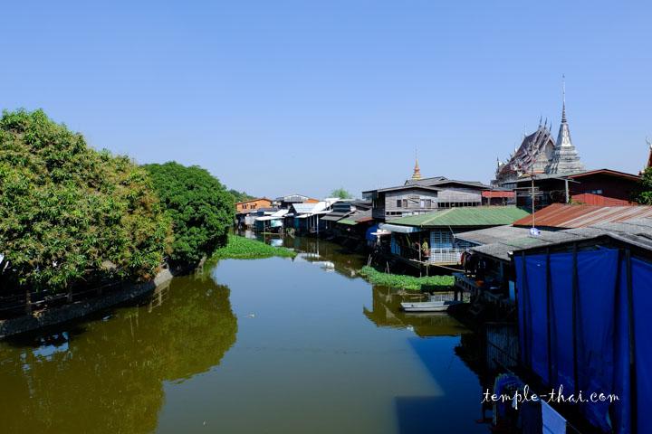 Le canal Bang Kaeo