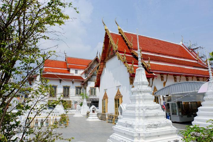 L'Ubosot où loge le bouddha sacré