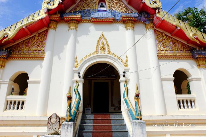 temple à Chiang Khan