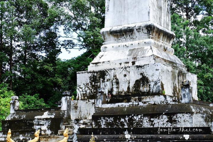 Le stupa sacré