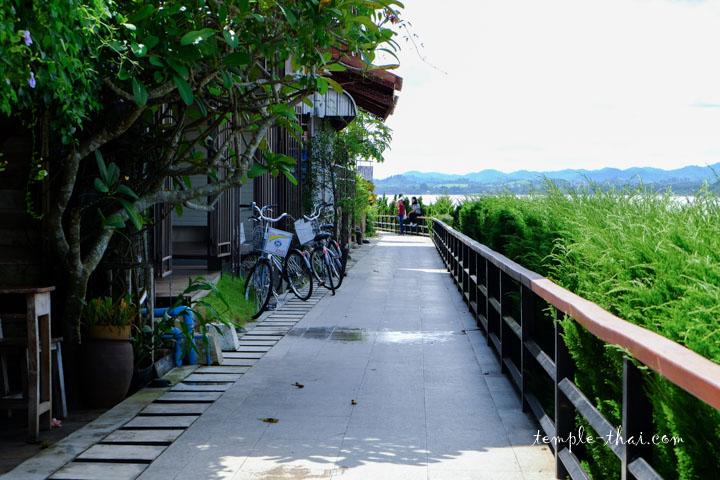 promenade de Chiang Khan