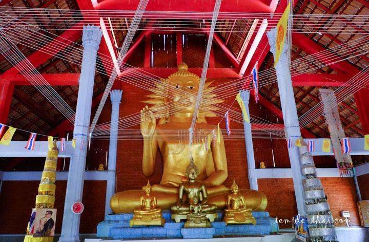 bouddha nimbé