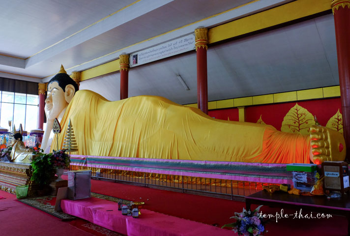 bouddha allongé