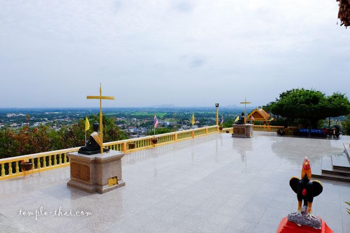 Panorama depuis le Montop