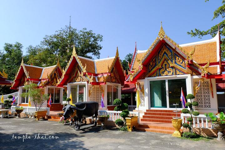 Les trois sanctuaires