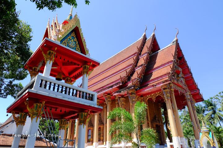 Cloche du temple