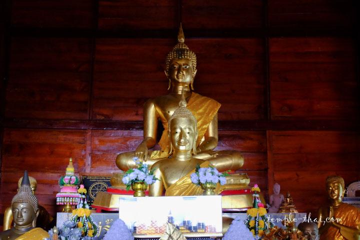 Luang Po U-Thong (หลวงพ่ออู่ทอง)