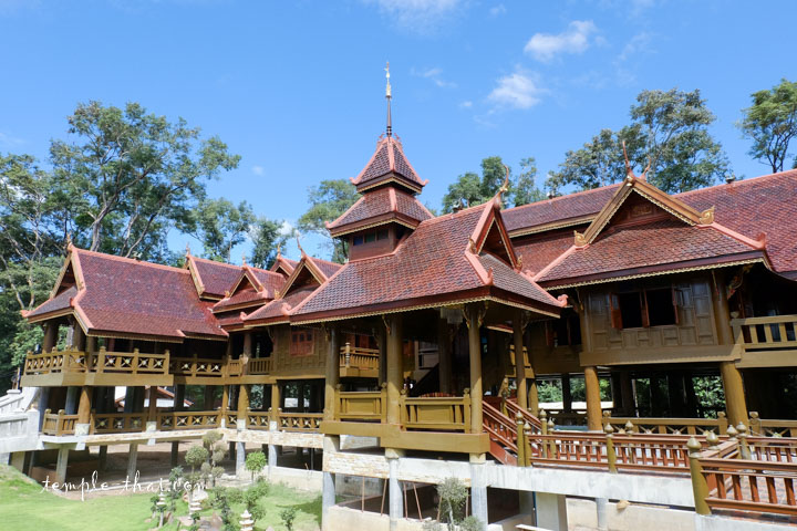 Wat Pa Wiwek Watthanaram