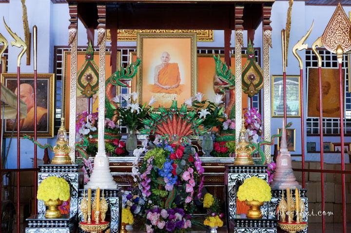 Luang Pu Jam (หลวงปู่จาม)