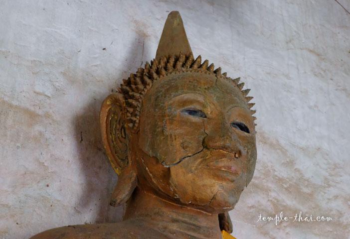 Statue du Bouddha sacrée