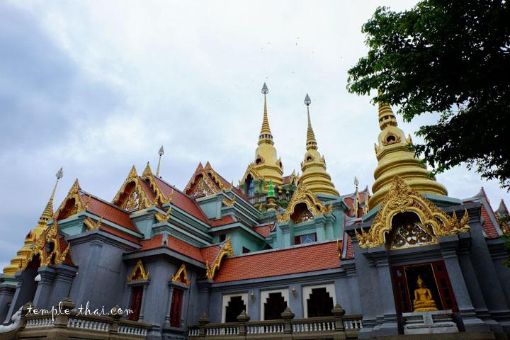le grandiose stupa