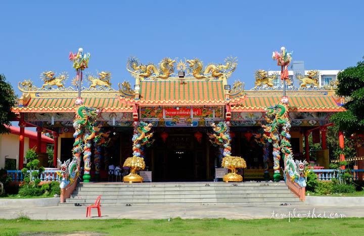 Viharn Thewa Phitakrat (วิหารเทวาพิทักษ์ราษฎร์)