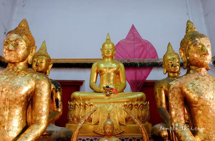 Luang Po Tap Thim (หลวงพ่อทับทิม)