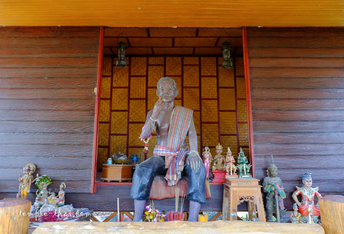 Le sanctuaire pour Nata Khwan